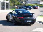 Porsche   Porsche Great Ocean Road Escape (8 - 11 Nov 2007): Porsche 911 GT3 [996] [GT-III]- rear left (Lorne, Vic, 8 Nov 07)