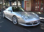 Porsche _911 Australia Exotic Spotting in Melbourne: Porsche 911 GT3 [996]