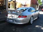 Porsche _996 Australia Exotic Spotting in Melbourne: Porsche 911 GT3 [996]