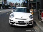 Photos porsche Australia Exotic Spotting in Melbourne: Porsche 911 GT3 [997]