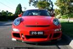 Porsche   Exotic Spotting in Melbourne: Porsche 911 GT3 [997] - front 1 (Glen Waverley, Vic, 24 Oct 09)