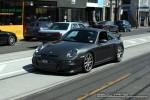 Porsche   Exotic Spotting in Melbourne: Porsche 911 GT3 [997] - front left (Toorak, Vic, 28 Sept 08)