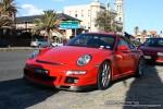 Exotic Spotting in Melbourne: Porsche 911 GT3 [997] - front left 1 (Middle Park, Victoria, 21 Mar 09)