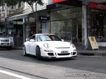Feb   Exotic Spotting in Melbourne: Porsche 911 GT3 [997] - front right (South Yarra, Vic, 29 Feb 08)
