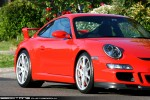911   Exotic Spotting in Melbourne: Porsche 911 GT3 [997] - front right close (Glen Waverley, Vic, 24 Oct 09)