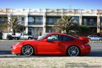 Porsche   Exotic Spotting in Melbourne: Porsche 911 GT3 [997] - profile left 1 (Middle Park, Victoria, 21 Mar 09)