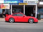 Right   Exotics on Victoria's Surf Coast: Porsche 911 GT3 [997] - profile right (Lorne, Vic, 10 Nov 07)~0
