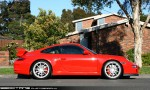 Photos porsche Australia Exotic Spotting in Melbourne: Porsche 911 GT3 [997] - profile right 1 (Glen Waverley, Vic, 24 Oct 09)