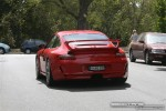 911   Exotic Spotting in Melbourne: Porsche 911 GT3 [997] - rear (South Yarra, Vic, 15 March 08)