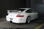 Melbourne   Exotic Spotting in Melbourne: Porsche 911 GT3 [997] - rear right (Melbourne, Vic, 20 Oct 09)