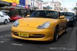 911   Exotic Spotting in Melbourne: Porsche 911 GT3 Mk I [996] - front left (Prahran, Vic, 28 Sept 08)