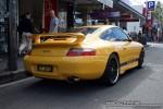 911   Exotic Spotting in Melbourne: Porsche 911 GT3 Mk I [996] - rear right (Prahran, Vic, 28 Sept 08)