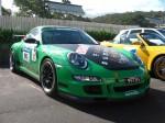 Porsche   Porsche Great Ocean Road Escape (8 - 11 Nov 2007): Porsche 911 GT3 RS [997] [997-RS]- front right 1 (Lorne, Vic, 8 Nov 07)