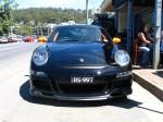 Porsche   Exotics on Victoria's Surf Coast: Porsche 911 GT3 RS [997] - front (Lorne, Vic, 10 Nov 07)