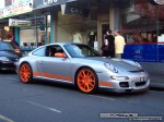 Melbourne   Exotic Spotting in Melbourne: Porsche 911 GT3 RS [997]
