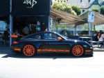 911   Exotics on Victoria's Surf Coast: Porsche 911 GT3 RS [997] - profile right (Lorne, Vic, 10 Nov 07)