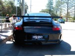 Porsche   Exotics on Victoria's Surf Coast: Porsche 911 GT3 RS [997] - rear (Lorne, Vic, 10 Nov 07)