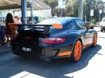 Porsche   Exotics on Victoria's Surf Coast: Porsche 911 GT3 RS [997] - rear right (Lorne, Vic, 10 Nov 07)~0