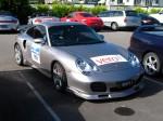 98octane Photos Porsche Great Ocean Road Escape (8 - 11 Nov 2007): Porsche 911 Turbo [996] [RUSTY1]- front right (Lorne, Vic, 8 Nov 07)