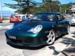 Turbo   Porsche Great Ocean Road Escape (8 - 11 Nov 2007): Porsche 911 Turbo [996] - front left (Lorne, Vic, 10 Nov 07)