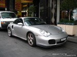 Porsche   Exotic Spotting in Melbourne: Porsche 911 Turbo [996]