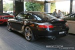 Porsche _996 Australia Exotic Spotting in Melbourne: Porsche 911 Turbo [996] - rear left (Crown Casino, Vic, 2 March 08)