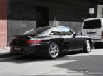 Porsche   Exotic Spotting in Melbourne: Porsche 911 Turbo [996] - rear right 2w (Prahran, Vic, 24 March 08)