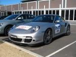 Porsche Great Ocean Road Escape (8 - 11 Nov 2007): Porsche 911 Turbo [997] [TTURBO]- front left 3 (Lorne, Vic, 8 Nov 07)
