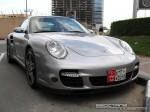 Turbo   Exotics in Dubai: Porsche 911 Turbo [997] - A front right