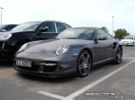 911   Exotics in Dubai: Porsche 911 Turbo [997] - B front left 1