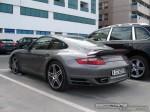 Left   Exotics in Dubai: Porsche 911 Turbo [997] - B rear left