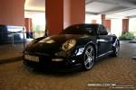 Porsche   Exotics in Dubai: Porsche 911 Turbo [997] - C front left 1