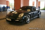 Turbo   Exotics in Dubai: Porsche 911 Turbo [997] - C front left 2