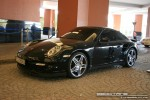 Porsche   Exotics in Dubai: Porsche 911 Turbo [997] - C front left 3