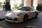 Porsche   Exotics in Dubai: Porsche 911 Turbo [997] - D front left