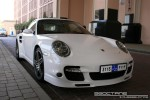 Turbo   Exotics in Dubai: Porsche 911 Turbo [997] - D front right