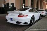 Porsche   Exotics in Dubai: Porsche 911 Turbo [997] - D rear right