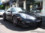 Porsche   Exotic Spotting in Melbourne: Porsche 911 Turbo [997] - front right (Toorak, Vic, 15 March 08)