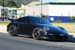 Exotics on Victoria's Surf Coast: Porsche 911 Turbo [997] - front right 2 (Lorne, Vic, 24 Jan 08)