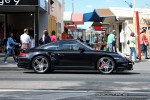 1   Exotic Spotting in Melbourne: Porsche 911 Turbo [997] - profile right (South Yarra, Vic, 28 Sept 08)