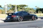 Right   Exotics on Victoria's Surf Coast: Porsche 911 Turbo [997] - rear right 2 (Lorne, Vic, 24 Jan 08)
