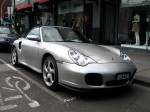 Cab   Exotic Spotting in Melbourne: Porsche 911 Turbo Cabriolet [996]