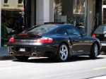 Plate   Exotic Spotting in Melbourne: Porsche 911 Turbo [996]