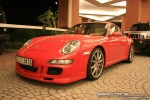 Kit   Exotics in Dubai: Porsche 911 with GT3 kit [997] - front left 1
