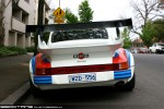 Turbo   Exotic Spotting in Melbourne: Porsche 930 Turbo - rear 1 (South Yarra, Vic, 18 Oct 09)