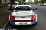 Exotic Spotting in Melbourne: Porsche 930 Turbo - rear 2 (South Yarra, Vic, 18 Oct 09)