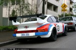 Exotic Spotting in Melbourne: Porsche 930 Turbo - rear right 1 (South Yarra, Vic, 18 Oct 09)