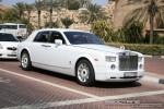 98octane Photos Exotics in Dubai: Rolls Royce Phantom - B front right