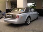 Right   Exotics in Dubai: Rolls Royce Phantom - C rear right