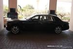 Exotics in Dubai: Rolls Royce Phantom - D profile left